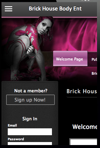 Download The Brick House Body App For Blackberries and Windows Mobile Here