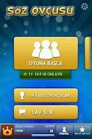 Screenshot of Söz Ovçusu