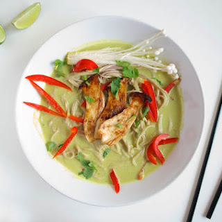 Vegan Thai Green Curry Recipe
