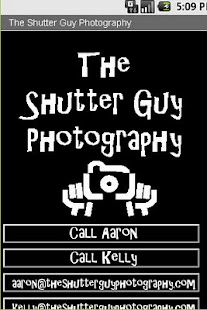The Shutter Guy Photography - screenshot thumbnail
