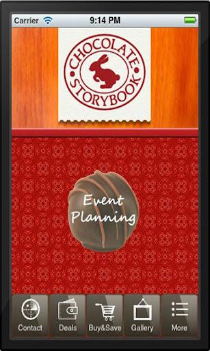 Chocolate Storybook - WDM Iowa
