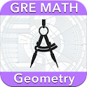 GRE Math Geometry Review Lite icon