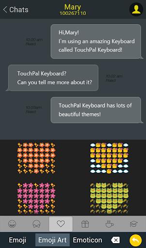 玩免費運動APP|下載TouchPal Droid L Amber Theme app不用錢|硬是要APP