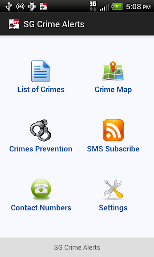 Crime Alerts SG