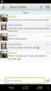 IM+ Pro- screenshot thumbnail