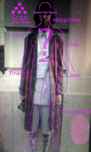 Love Test Scanner Prediction