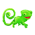 Chacha-Casha, the Chameleon icon