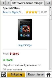 Does Amazon ship to...? - screenshot thumbnail