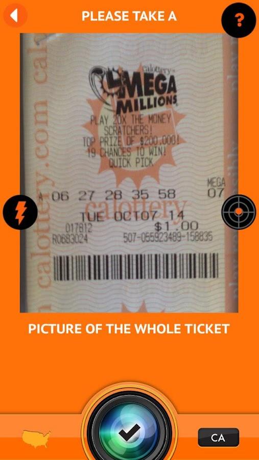 YooLotto-Check Lottery Results - screenshot