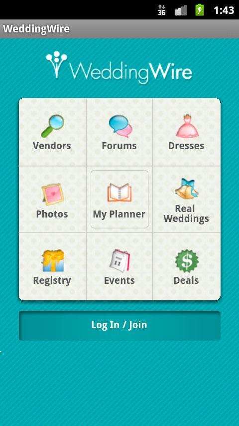 WeddingWire - screenshot