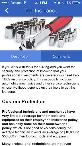 Pro-TEC Insurance