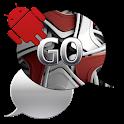 GO SMS - Tech Droid Guy 2 icon