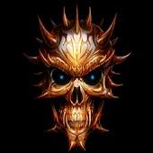 3D Skull 010