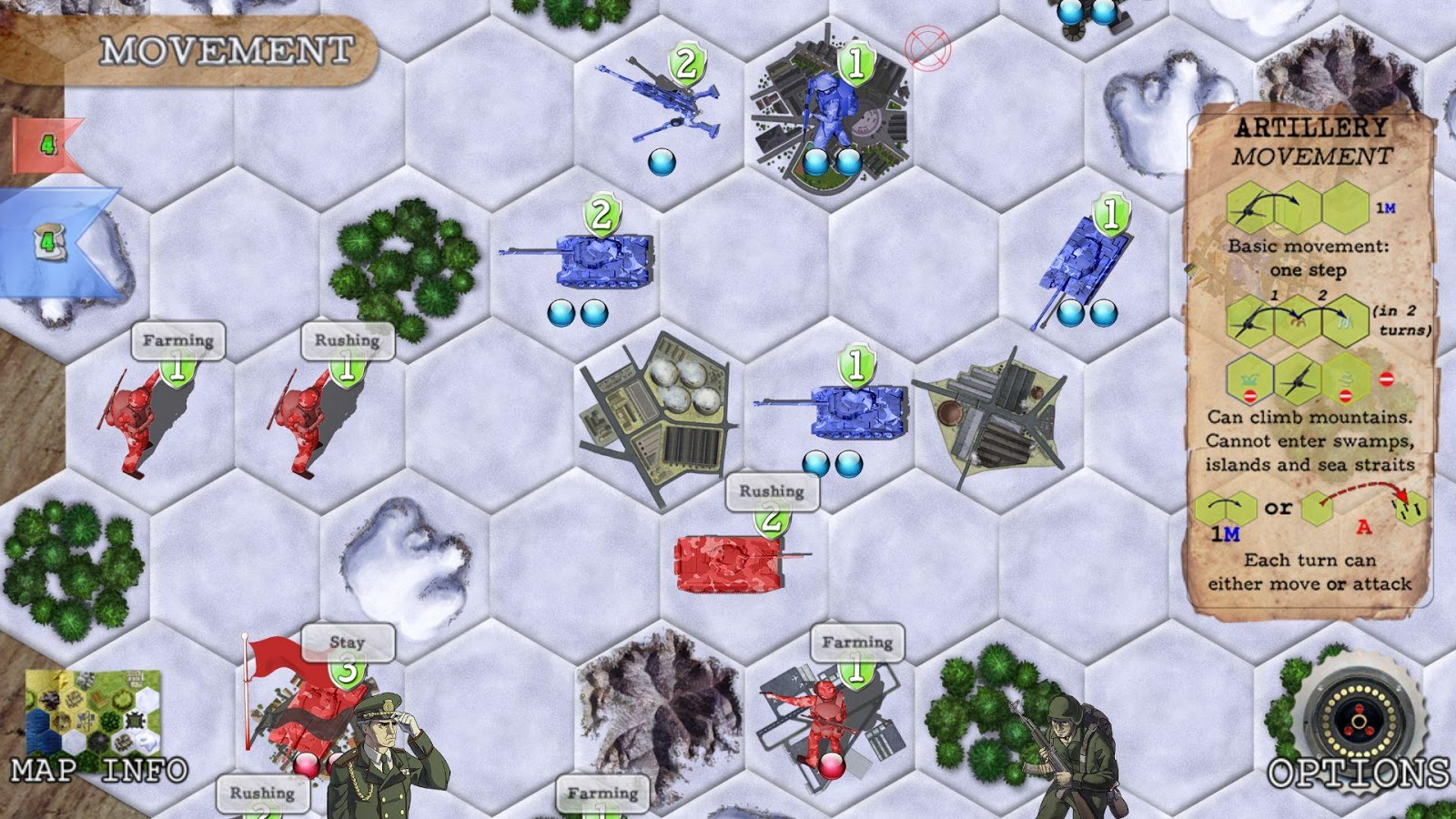 Retaliation Enemy Mine Lite- screenshot