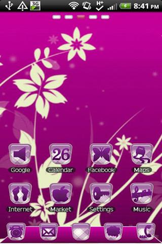 THEME - Foxy Purple