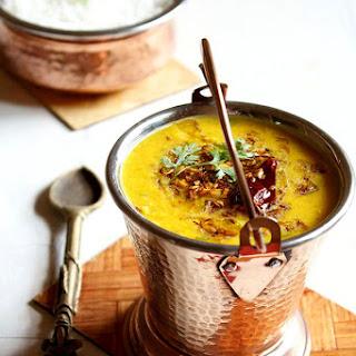 Restaurant Style Dal Tadka