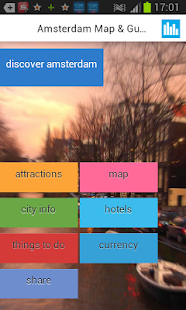 Amsterdam Tuyến Bản đồ Mod