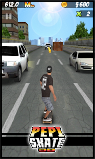 PEPI Skate 3D- screenshot thumbnail