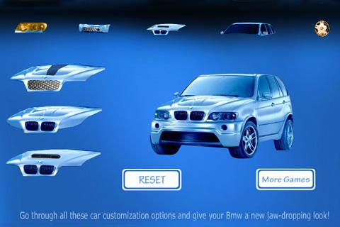 BMW X5 Tuning Game - screenshot