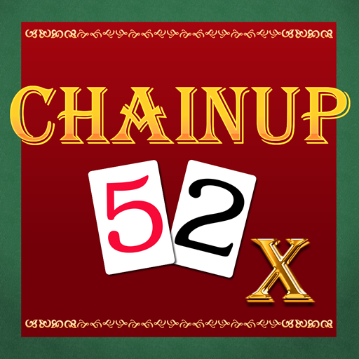 解谜のchainup52x LOGO-記事Game