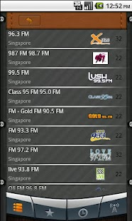 Singapore Radio - screenshot thumbnail