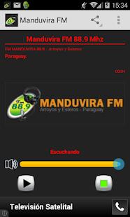 Manduvira FM - náhled