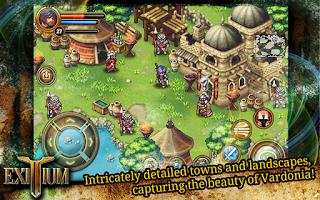 Screenshot of Exitium - Saviors of Vardonia