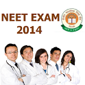 NEET medical entrance exam icon