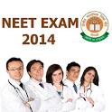NEET medical entrance exam icon