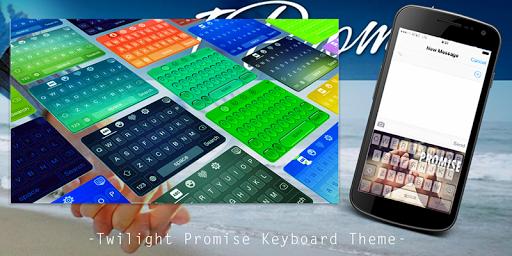 Twilight Promise Keyboard