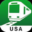 Transit USA by NAVITIME