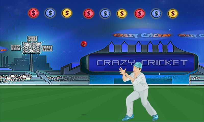 Crazy Cricket- screenshot