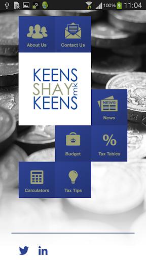 Keens Shay Keens MK Tax Tools