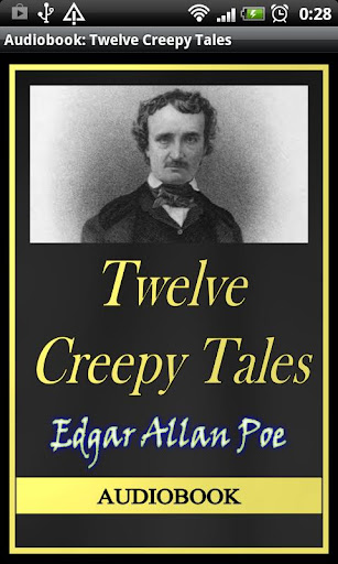 Audiobook: 12 Creepy Tales