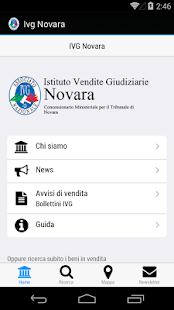IVG Novara- screenshot thumbnail