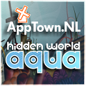 FREE Hidden World Aqua icon