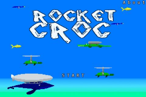 Rocket Croc: Free Version