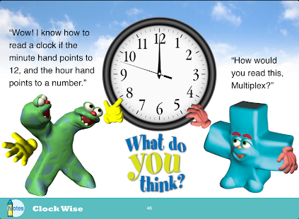 Clock Wise: Learning Time - screenshot thumbnail
