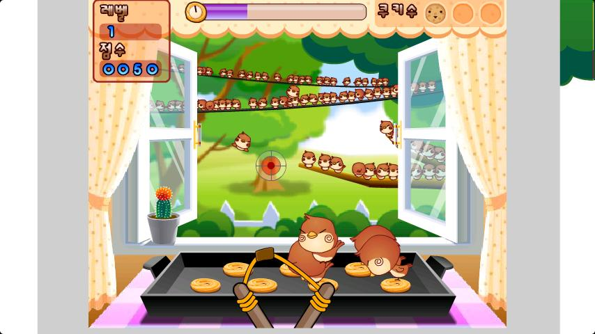 Slingshot Shooting Sparrows - screenshot