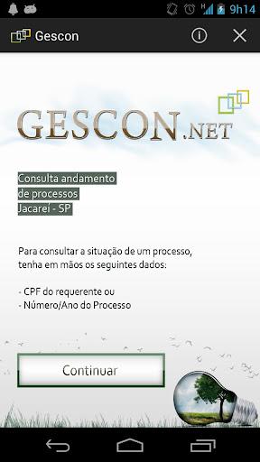 Gescon App