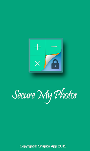 Secure My Photos