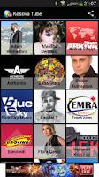 Screenshot of KosovaTube