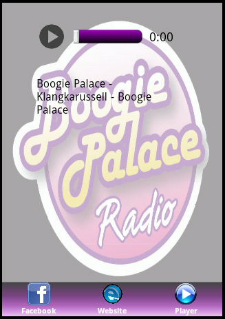 Player Boogie Palace- screenshot