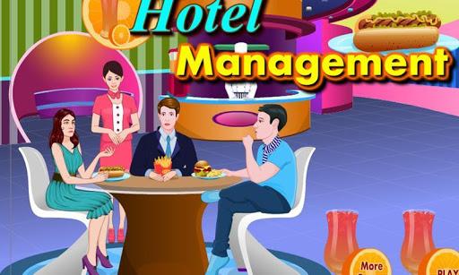 主题酒店 - 管理游戏