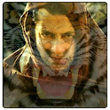 Ek Tha Tiger Wallpaper logo