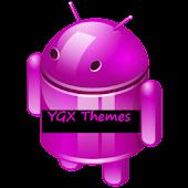 YGX CM10 PinK Theme