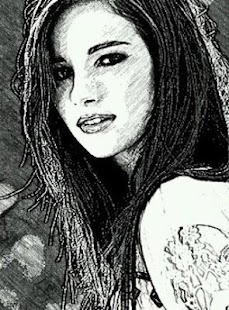 Sketch My Photo - Instant photo to pencil sketch conversion