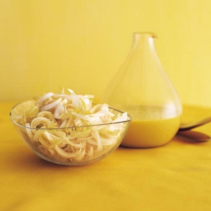 Perfect Mustard Vinaigrette Recipe
