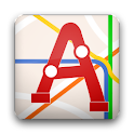 SmartMap Angers : plan Irigo logo