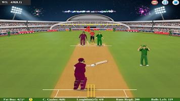Screenshot of Fat Cricket Batsman